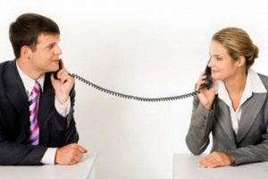 How to interest the consumer in a telephone conversation